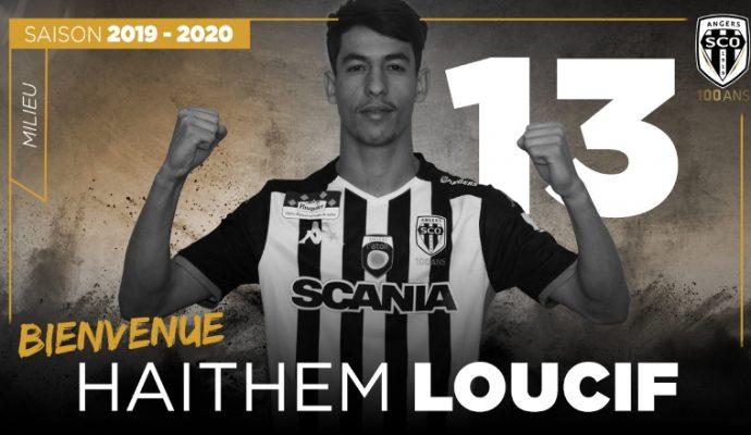 Angers SCO : Haithem Loucif rejoint le club