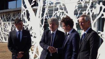 Le centre mondial d'essais de supercalculateurs d'Atos inauguré à Angers