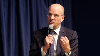 Le ministre de l'Education nationale Jean-Michel Blanquer présent en Anjou lundi