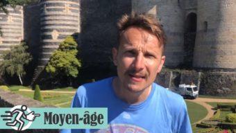 Lorànt Deutsch présente l'histoire d'Angers sur le web