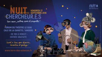 15ème édition de la nuit européennes des chercheurs : rendez-vous au forum du Quai
