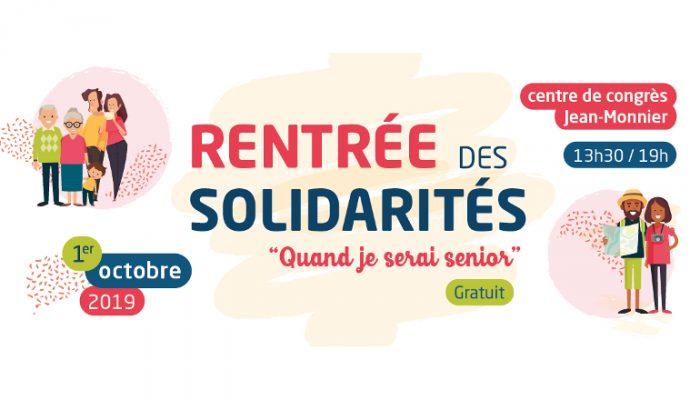 La Rentrée des solidarités s'intéresse aux seniors
