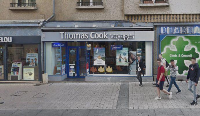 Thomas Cook en faillite : l'agence angevine n'est pas concernée