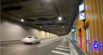 A11 : fermeture nocturne du tunnel d'Angers Avrillé la semaine prochaine