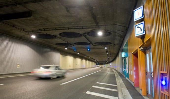 Fermeture du tunnel d'Angers-Avrillé durant quatre nuits la semaine prochaine