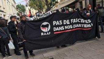 Une manifestation antifasciste attendue ce samedi 21 septembre