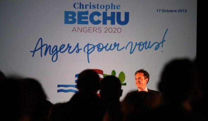 Christophe Béchu brigue un deuxième mandat