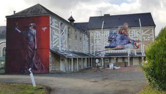Un ancien couvent devient un lieu culturel éphémère
