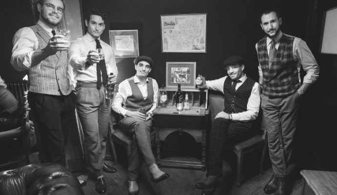 Confinement : un grand jeu-concours pour soutenir le Gatsby Bar