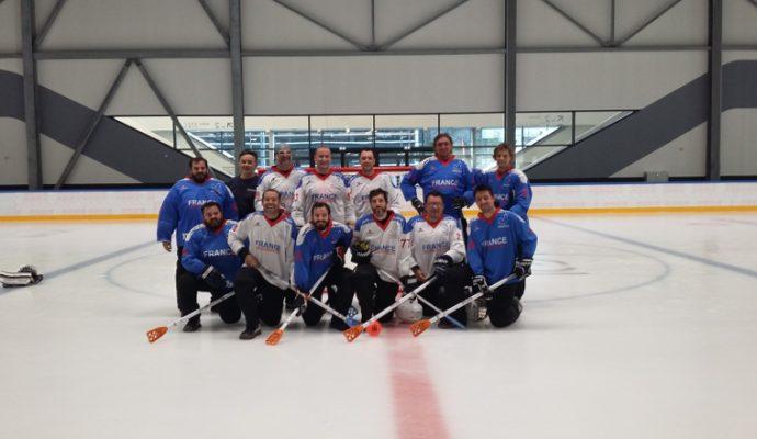 Les championnats d'Europe de Broomball se tiendront à l'IceParc les 1er et 2 novembre