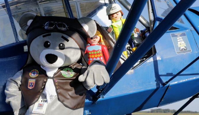 Une exposition autour des Playmobil à l'Espace Air Passion