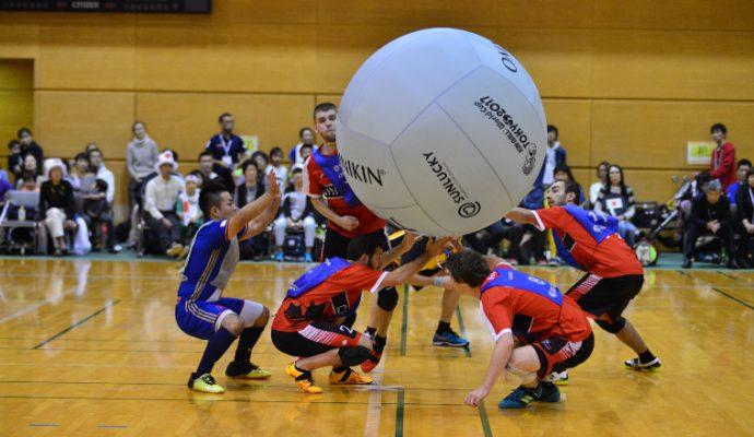 Coupe du Monde de Kin-Ball : près de 500 joueurs et plus de 5000 personnes attendus aux Ponts-de-Cé
