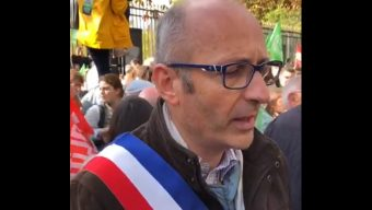 Manifestation anti-PMA : l'écharpe de la discorde