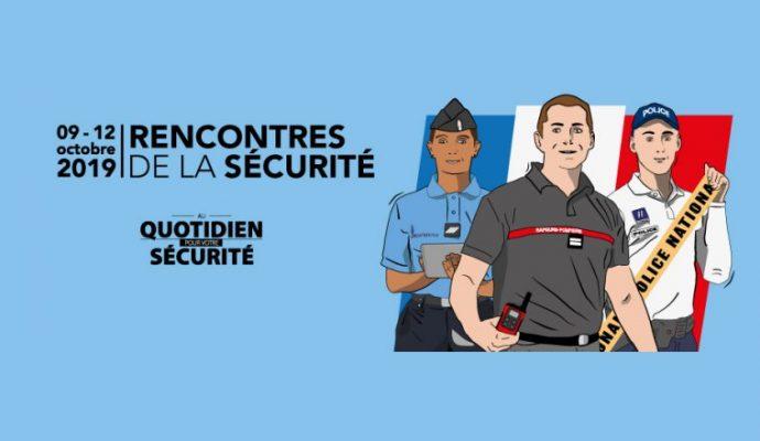 7e édition des rencontres de la sécurité en Maine-et-Loire du 9 au 12 octobre 2019