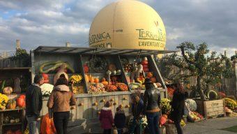 Terra Botanica fête l'automne pendant les vacances de la Toussaint