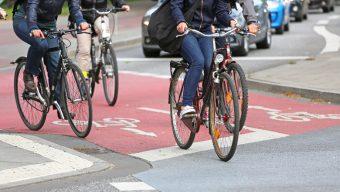 Angers occupe la deuxième place des villes cyclables
