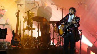 Laurent Voulzy en concert à la cathédrale d'Angers le vendredi 15 novembre