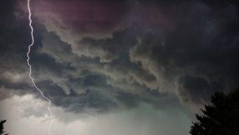 Le Maine-et-Loire placé en vigilance orange en raison de forts orages attendus