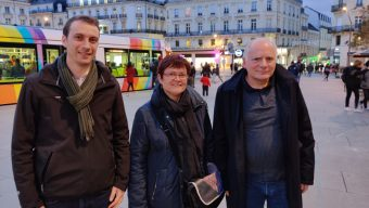 Municipales : Philippe Violanti renonce à faire campagne avec Aimer Angers