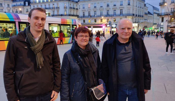 Municipales : «Aimer Angers» veut réunir la gauche