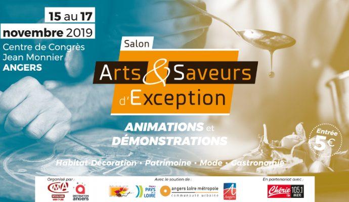 Les métiers d'art et de la gastronomie à l'honneur ce week-end au Centre des congrès