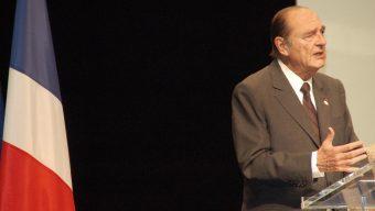 Une allée Jacques Chirac dans le quartier Saint-Serge