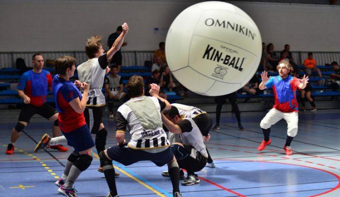 Des initiations au Kin-Ball proposées par Angers SCO Kin-Ball les vendredis 8 et 15 novembre