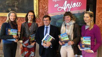 Un magazine international pour promouvoir l'Anjou