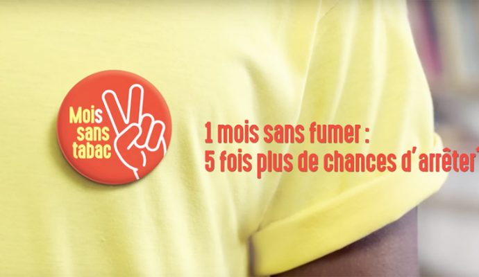 Mois sans tabac : le défi commence à Angers