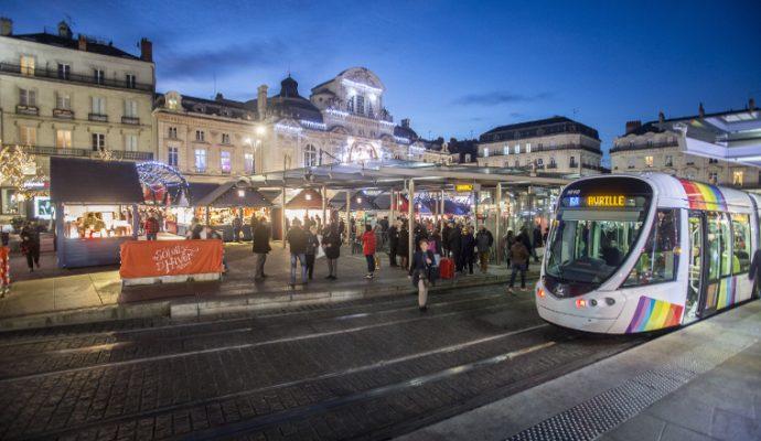 Soleils d'hiver : le marché de Noël ouvre ce samedi