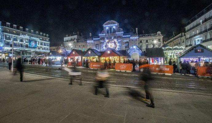 Soleils d'hiver : Produit en Anjou présent au marché de Noël