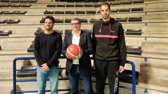 Basket : Frédéric Cosset de retour à l'UFAB49 comme coordinateur sportif