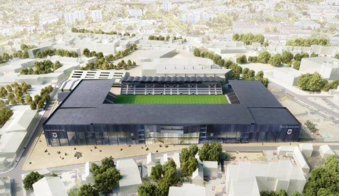 Angers SCO s'explique sur le retard des travaux de rénovation du stade Raymond-Kopa