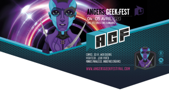 Angers Geekfest : ouverture de la billetterie