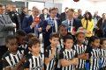 Angers SCO Fondation école Noir & Blanc