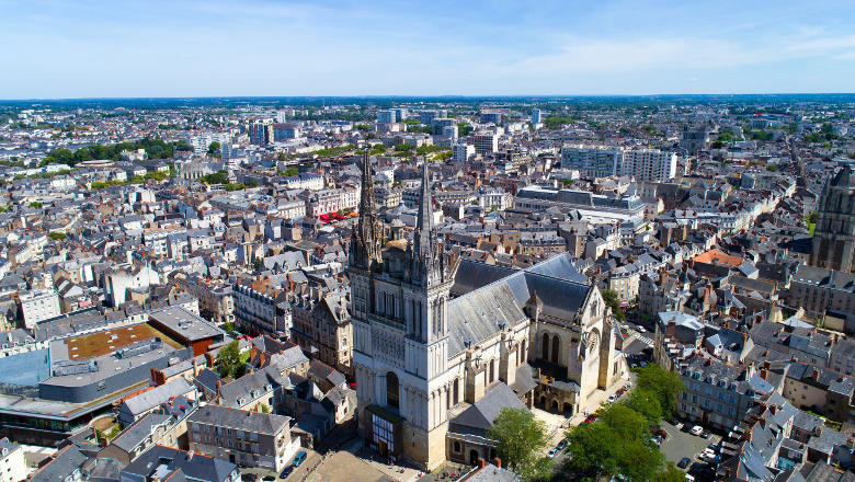 Angers - Immobilier