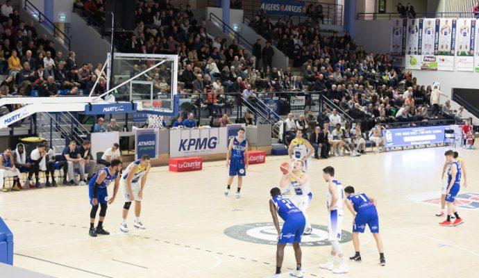 Basket : nouvelle victoire pour l'Etoile Angers Basket