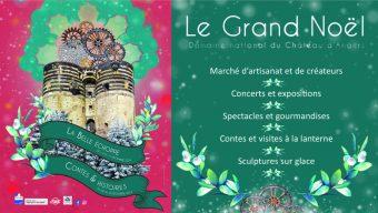 Noël : des festivités sur tout le mois de décembre au château d'Angers
