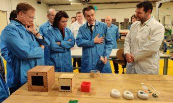 Le Technocampus Électronique & IoT, nouveau lieu pour les acteurs de la filière électronique
