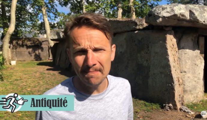 Après Angers, Lorànt Deutsch raconte l'histoire de Saumur