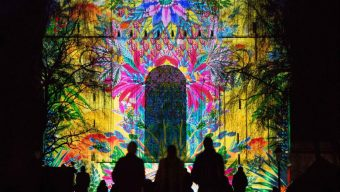 Le spectacle lumineux Lucia de retour du 19 au 25 décembre sur la cathédrale
