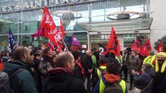 Environ 2 000 manifestants dans les rues d'Angers contre la réforme des retraites