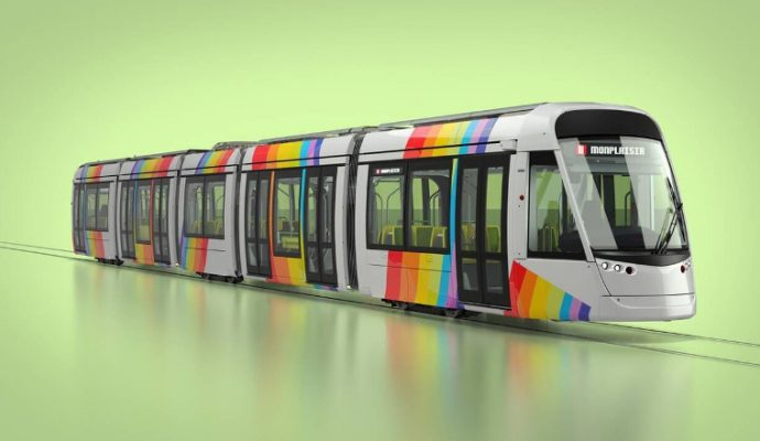 Tramway : 20 nouvelles rames pour les lignes B et C
