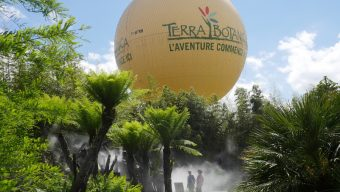 Terra Botanica reporte son ouverture