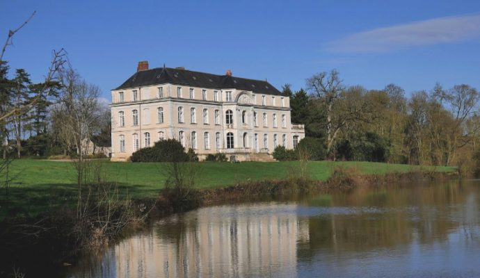 Le château de l'Isle-Briand lauréat du dispositif « Réinventer le patrimoine »