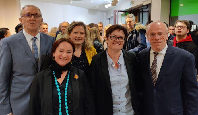 Municipales : Aimer Angers lance sa campagne