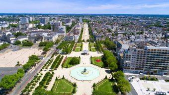 Angers classée première des grandes villes françaises où il fait bon étudier