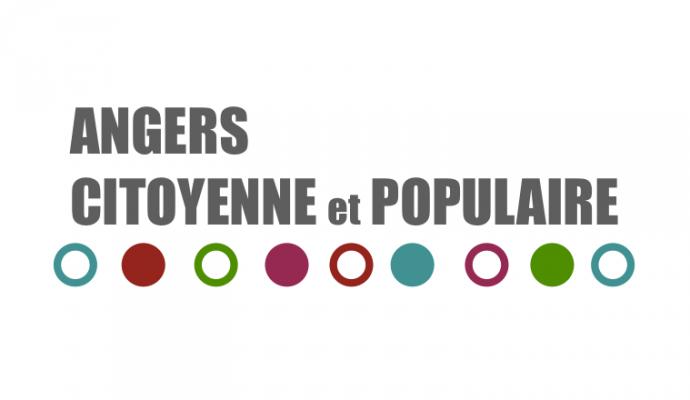 Municipales : le collectif « Angers Citoyenne et Populaire » désigne un binôme comme tête de liste