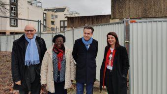 Municipales : Christophe Béchu présente son futur adjoint à la rénovation urbaine