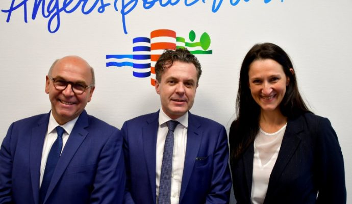 Municipales : Yves Gidoin et Mathilde Favre d'Anne sur la liste de Christophe Béchu
